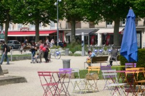 Place de la République, Caen.